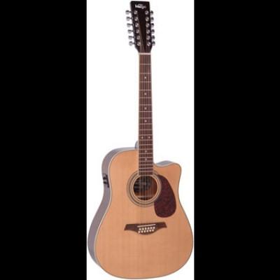 Vintage VEC500 12 String Acoustic Guitar