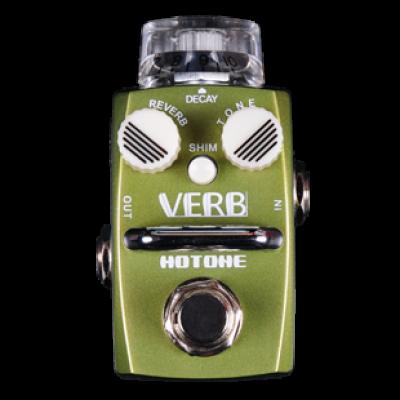 Hotone Verb, Reverb Pedal