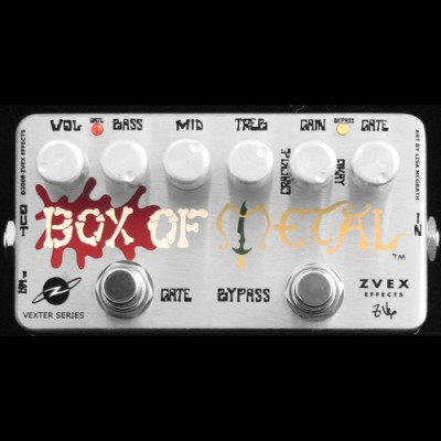 ZVEX Box of Metal - Vexter