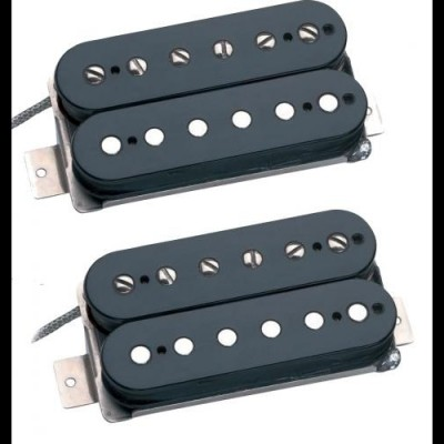 Seymour Duncan Vintage Blues - 59 Matched Set (Black)