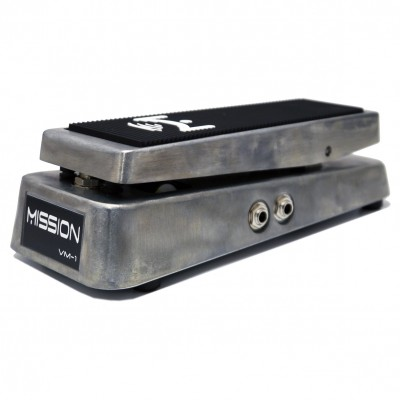 Mission Engineering VM-1-MT Volume pedal with tuner out and mute switch