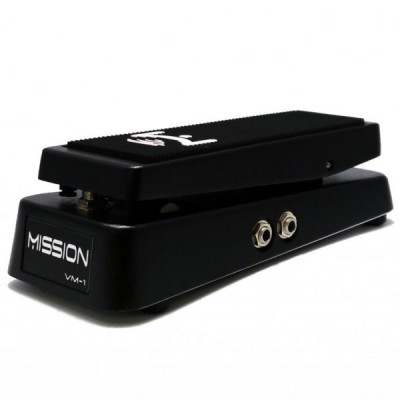 Mission Engineering Volume pedal with tuner out and mute switch VM-1-BK