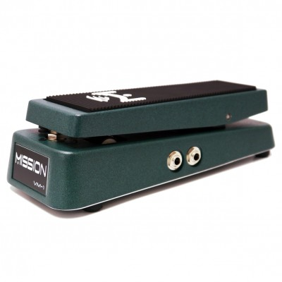 Mission Engineering VM-1-GN Volume pedal with tuner out and mute switch
