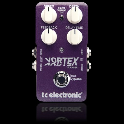 T C Electronic Vortex Flanger