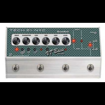 Tech 21 SansAmp VT Bass Deluxe CSVTP