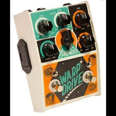 Stone Deaf Warp Drive Paracentric High Gain Filter Pedal