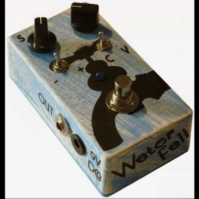 Jam Pedals Waterfall Chorus/Vibrato Pedal