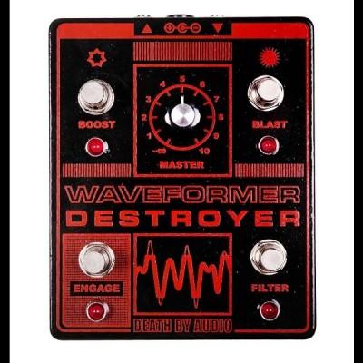 Death By Audio Waveform Destroyer - Fuzz
