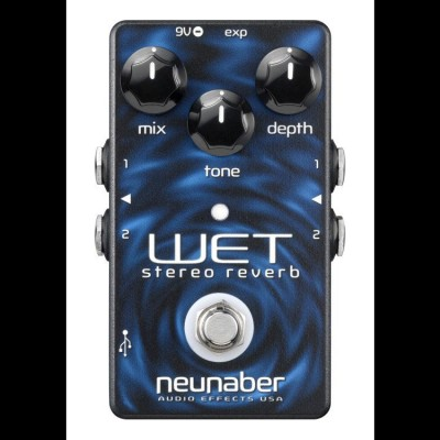 Neunaber Wet Reverb V4 (True Bypass)