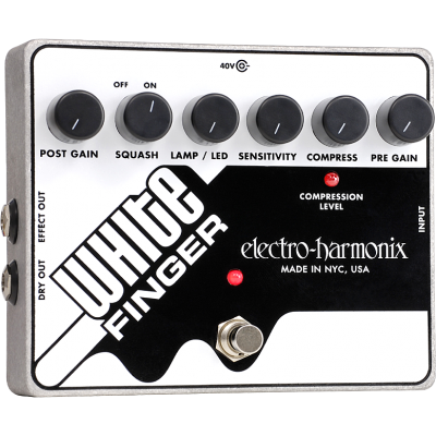 White Finger Compressor
