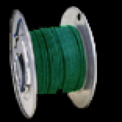 Wire Green 18 awg Solid Core