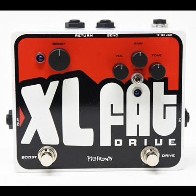 Pigtronix XL Fat Drive Boost