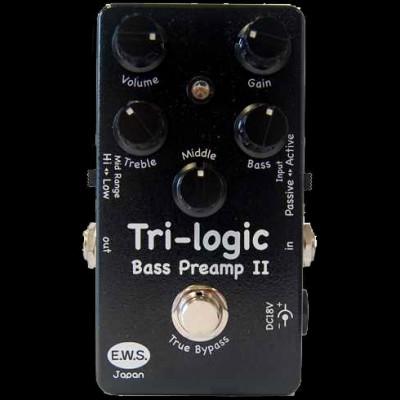 EWS Tri-Logic Bass Preamp MK2