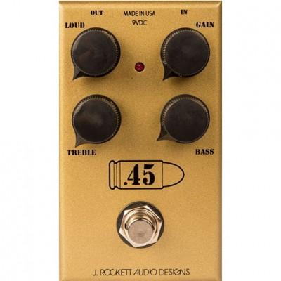 J Rockett 45 Caliber Overdrive
