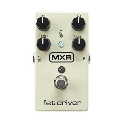 MXR M264 FET Driver Overdrive