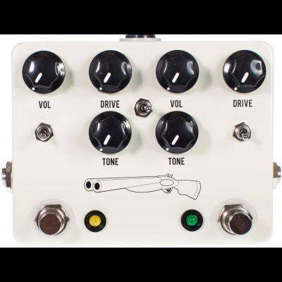 JHS Pedals Double Barrel Overdrive