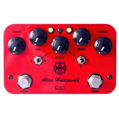 J Rockett Allan Holdsworth Overdrive/Boost