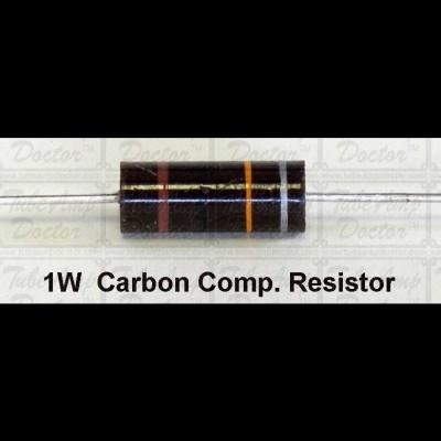 Resistor 1k5 Ohm, 1 Watt