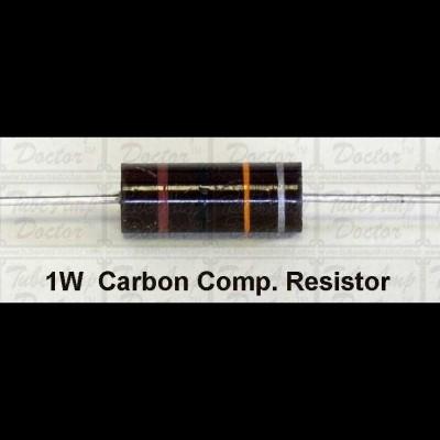 Resistor 22k Ohm, 1 Watt