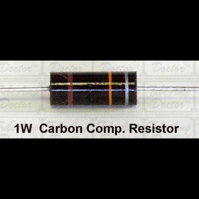 Resistors 27k Ohm, 1 Watt