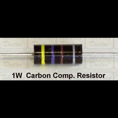 Resistors 33k Ohm, 1 Watt