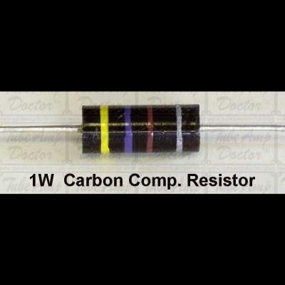 Resistor 470 Ohm, 1 Watt