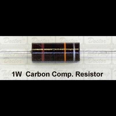 Resistor 4k7 Ohm, 1 Watt