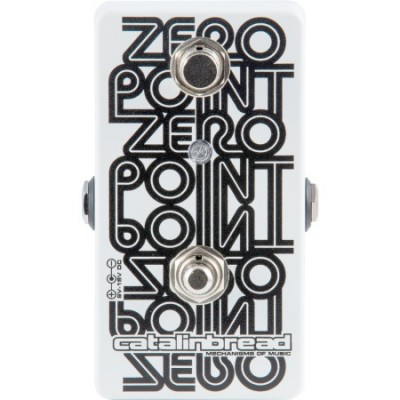 Catalinbread  Zero Point Manual Tape Flanger Pedal