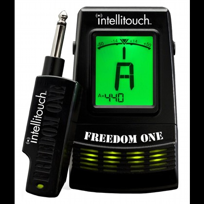 intellitouch wt 1 freedom one wireless guitar bass tuner hot rox uk. Black Bedroom Furniture Sets. Home Design Ideas