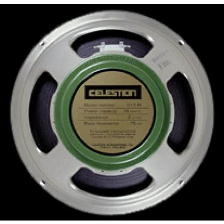 Celestion G12m Greenback Speaker 8ohms Hot Rox Uk