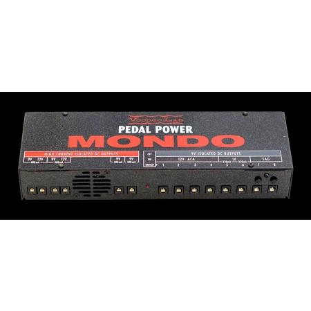 Pedal Power Mondo : voodoo lab pedal power mondo hot rox uk ~ Vivirlamusica.com Haus und Dekorationen