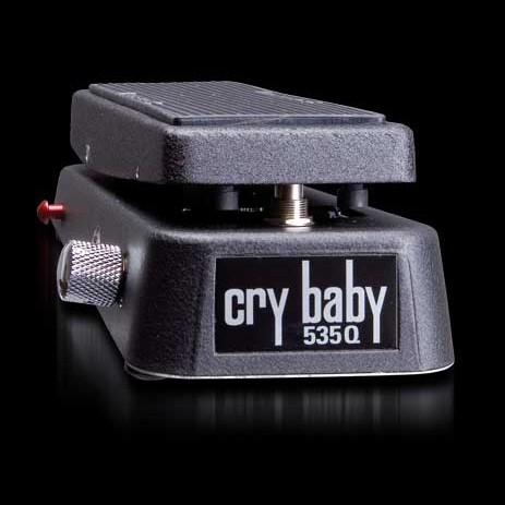 Jim Dunlop Cry Baby 535q Hot Rox Uk