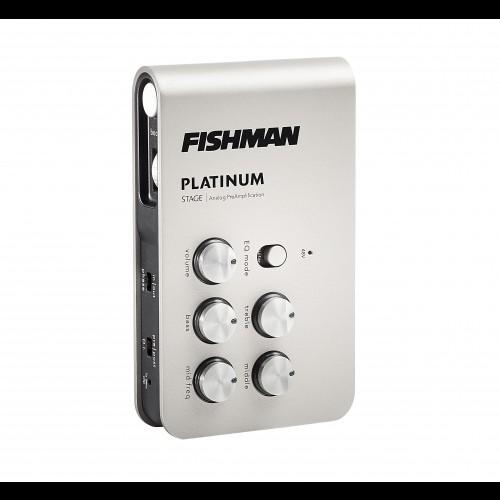 fishman pro plt 301 platinum stage eq analog preamp hot rox uk. Black Bedroom Furniture Sets. Home Design Ideas