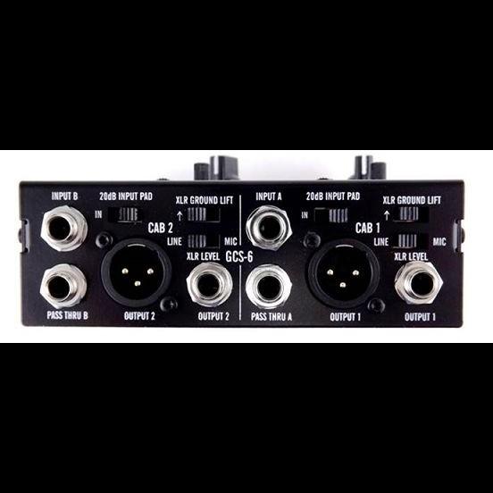 ada gcs 6 stereo guitar cabinet simulator hot rox uk. Black Bedroom Furniture Sets. Home Design Ideas