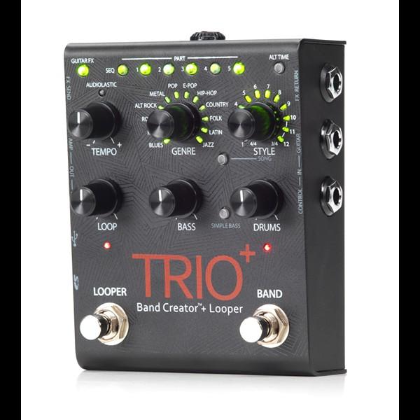 trio band creator looper pdf