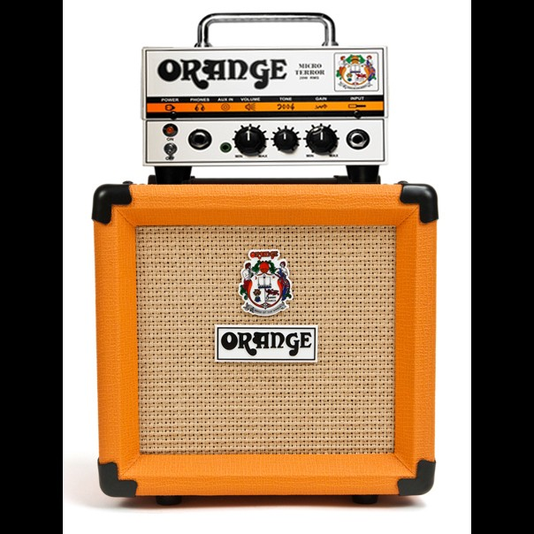 Orange Micro Terror Guitar Amplifier Mini Stack Hot Rox UK