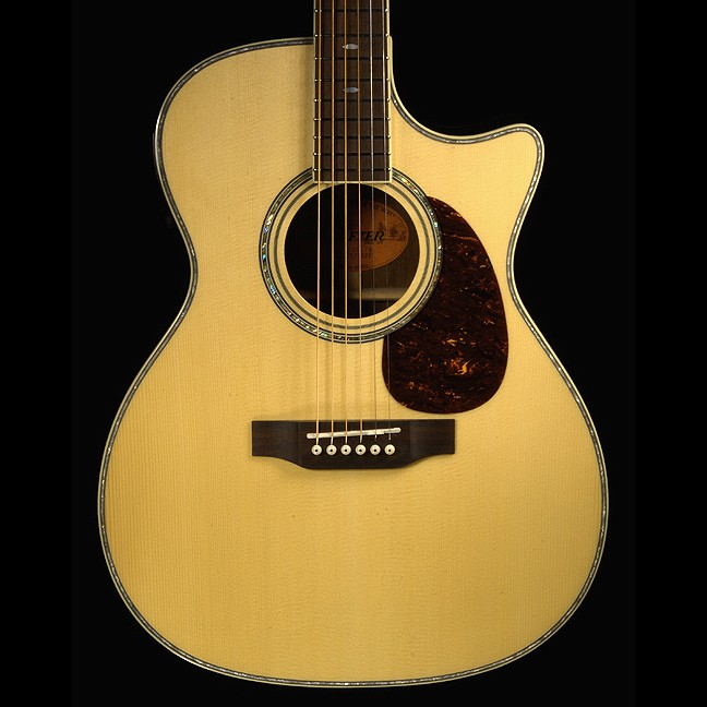 Crafter Tc 035 Acoustic Electric Guitar Hot Rox Uk