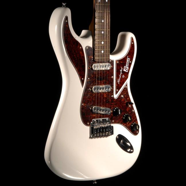 Burns Guitar Cobra White Hot Rox Uk