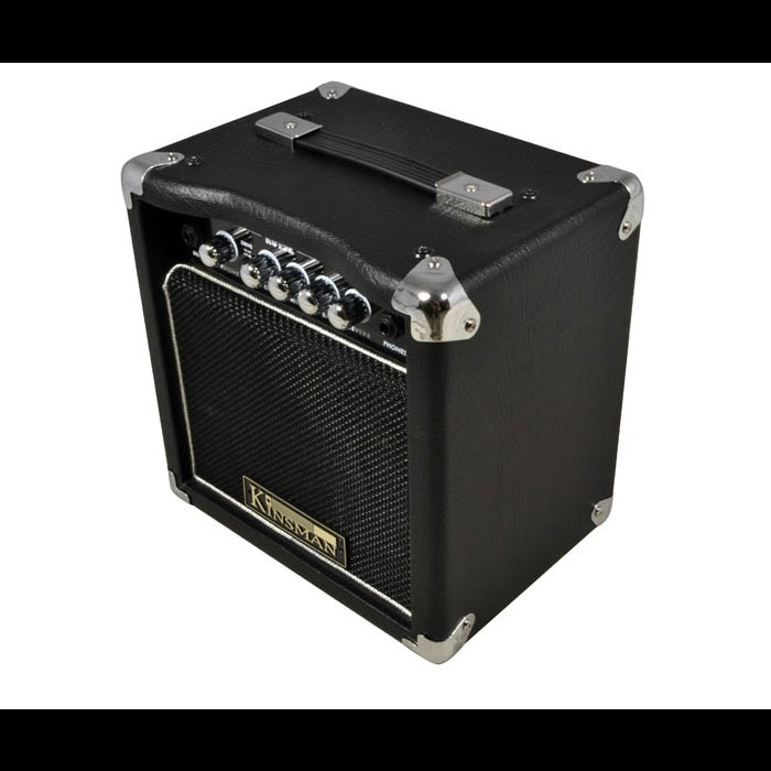 kinsman kg15r 15 watt guitar amp with reverbr hot rox uk. Black Bedroom Furniture Sets. Home Design Ideas