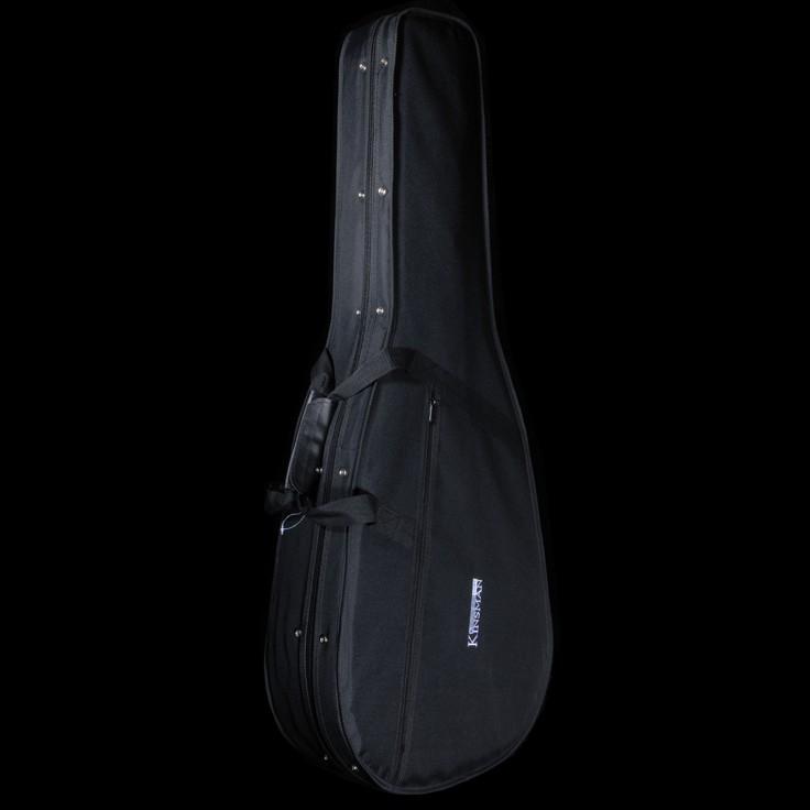 34c21a3bcd5 Kinsman HFLP7 Les Paul Style Electric Guitar Semi Hard Case Hot Rox UK