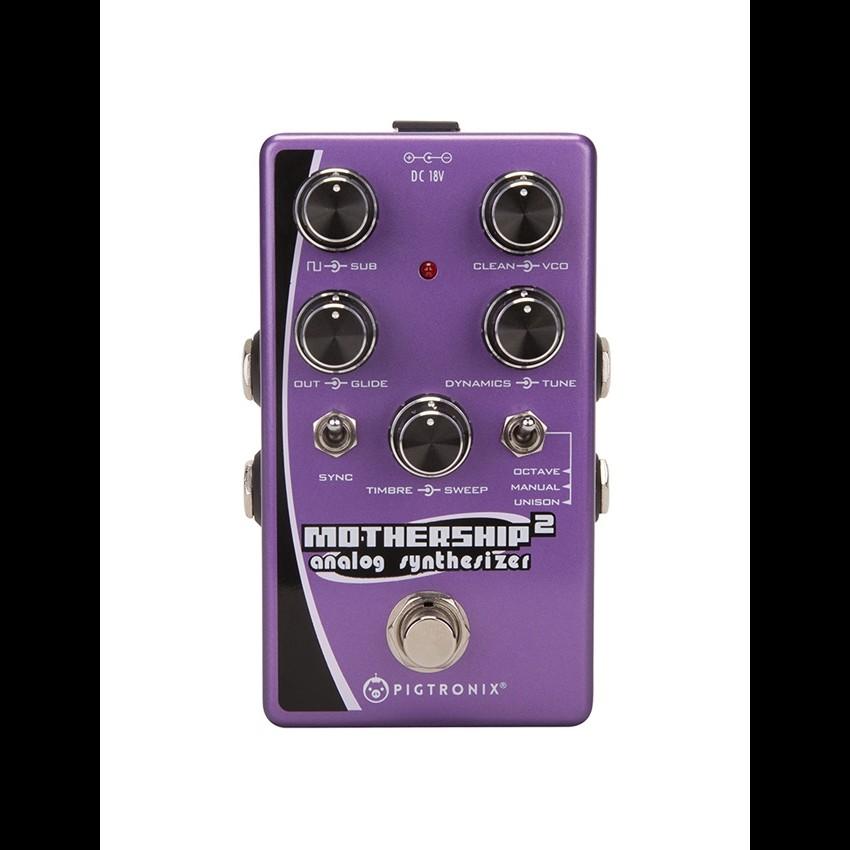 pigtronix mothership 2 pedal hot rox uk
