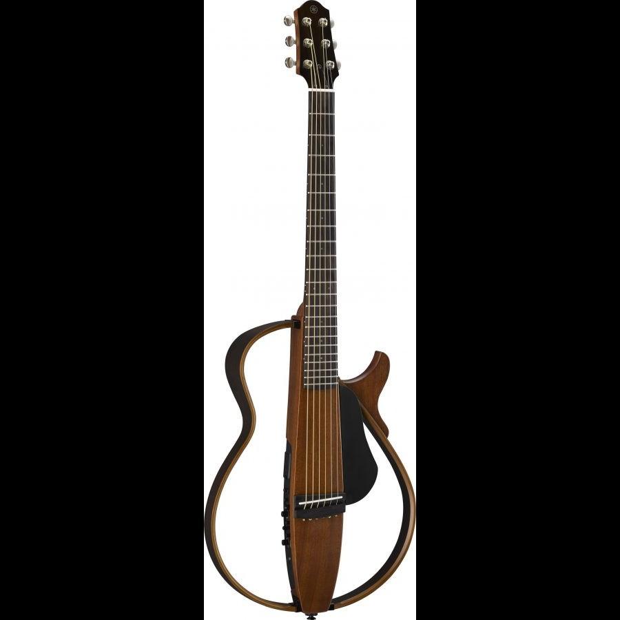 Yamaha slg200s steel string silent guitar natural finish for Yamaha slg200s steel string silent guitar
