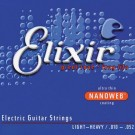 Elixir Nanoweb Electric Guitar Light Heavy 10-52 (E12077)