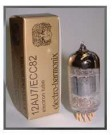 Electro Harmonix 12AU7EH Gold
