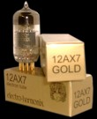 Electro Harmonix 12AX7 Gold Pin