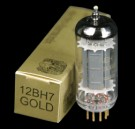 Electro Harmonix 12BH7EH Gold