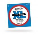 D'Addario EXL145 Heavy Plain 3rd