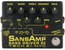 Tech 21 BSDR SansAmp Bass Driver Di V2