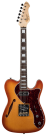TSS Guitar (Short Scale) Honeyburst