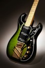 Dream Noiseless, Greenburst (with Burns Case)